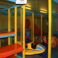 PLAY ZONE BABY AREA